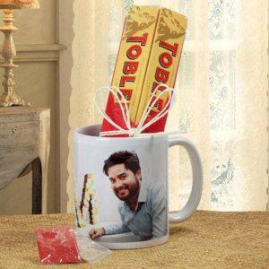 personalized photo mug in Gurgaon